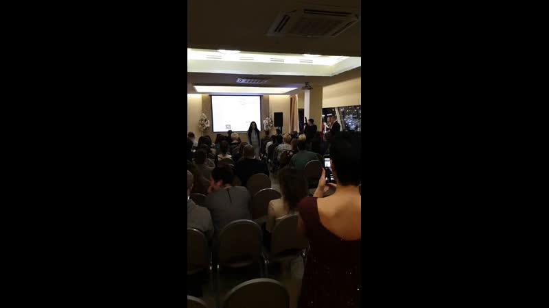 21 01 20 Live SERGINNETTI Киров ЖЕНСКАЯ ОДЕЖДА