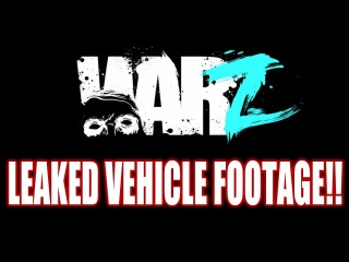 WarZ - Leaked Vehicle Footage - First Look HD