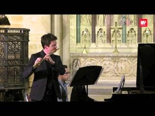 Paul Taffanel Grande Fantasie sur Mignon pour flûte et piano