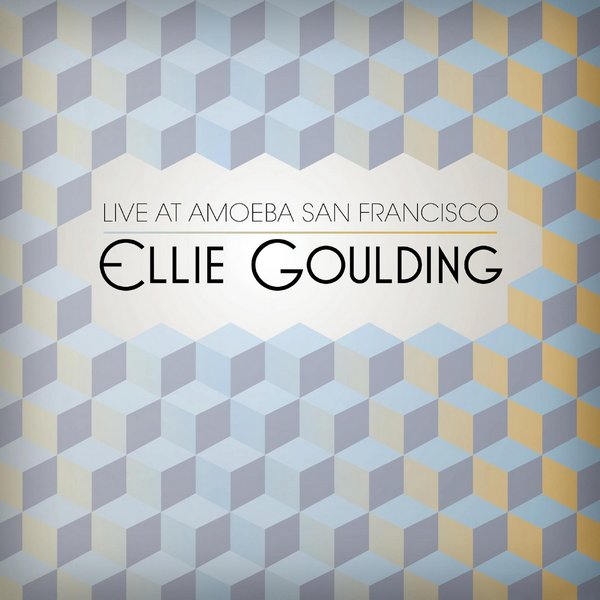 Ellie Goulding album Live At Amoeba Music