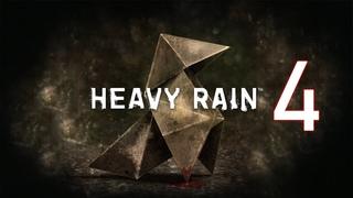Heavy Rain №4. Что-нибудь известно?