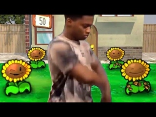Carson Shearer dance but it's Plants vs Zombies [Original]