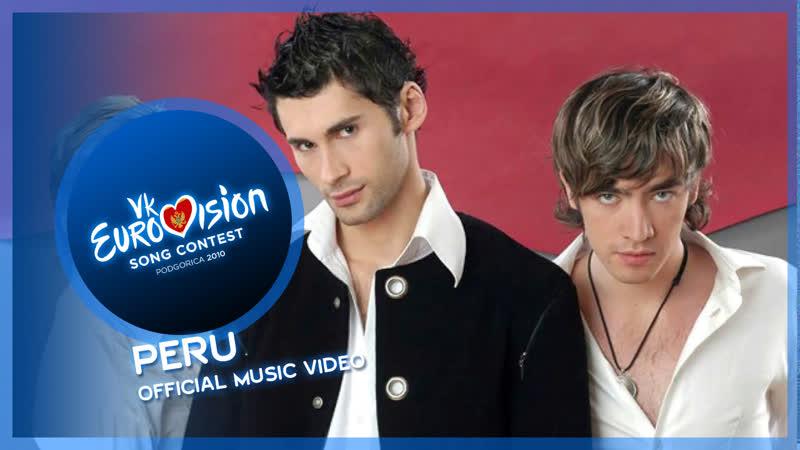O-Zone - Dragostea Din Tei - Peru - Official Music Video - Vk Eurovision 2010