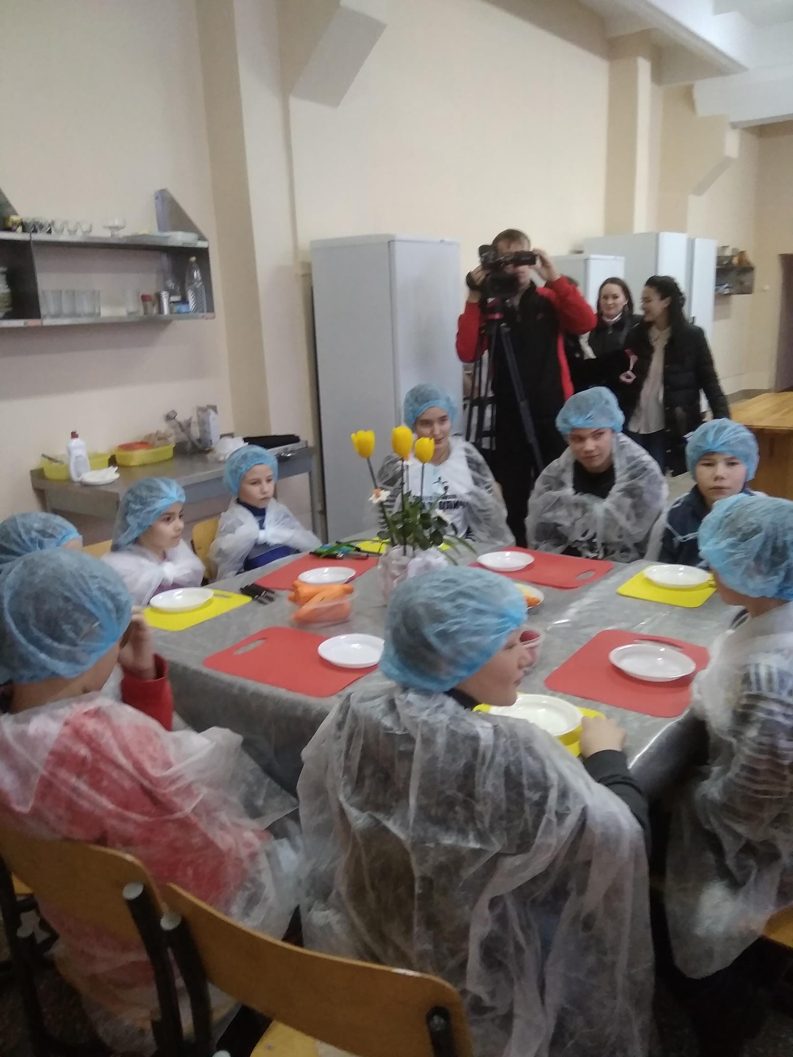 Экскурсия для воспитанников социально-реабилитационного центра