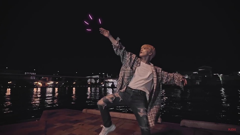 DINO'S DANCEOLOGY Chris Brown Undecided animation glow ver