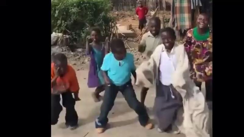 Танец нигери