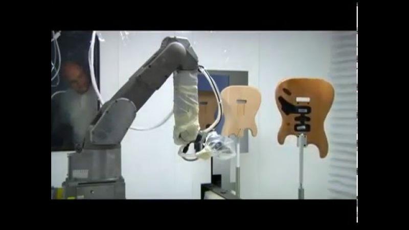 Le chitarre Fender verniciate con i prodotti Sayerlack