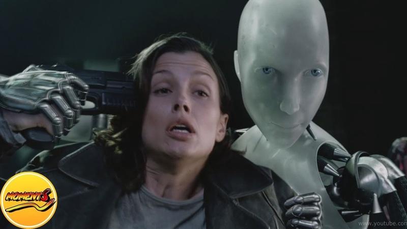 Власти суицидального человечества наступил конец Фильм Я робот 2004 год