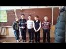 Привітання з 8 березня дівчат 11 класу ЗОШ №3