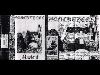 Blackthorn - Ancient (1994 Full Demo Rehearsal) Raw Black Metal