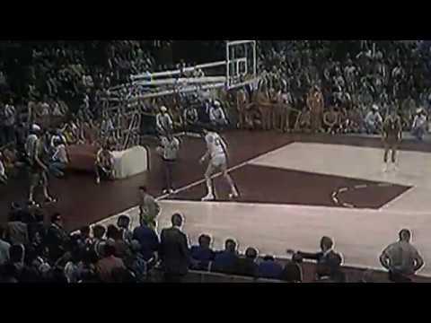Победный бросок Белова на Олимпиаде в Мюнхене. 1972 год.