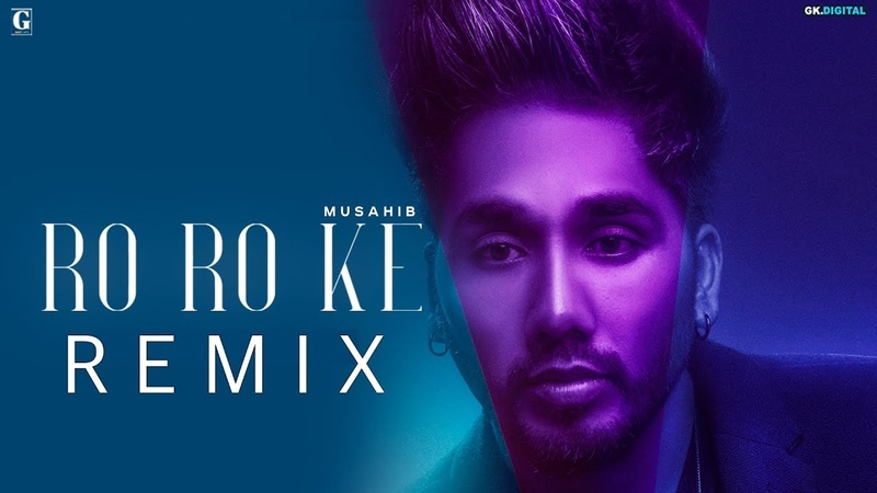 Ro Ro Ke MUSAHIB Remix Latest Punjabi Songs Satti Dhillon Geet MP3