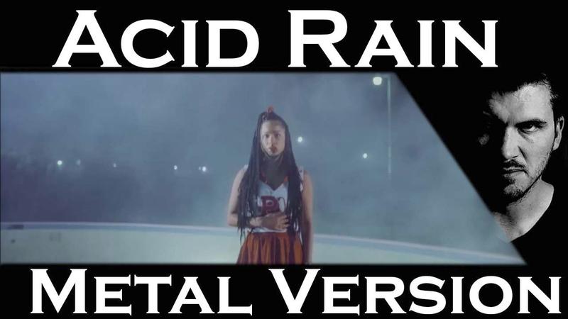 Lorn Acid Rain Metal Version Artificial Fear