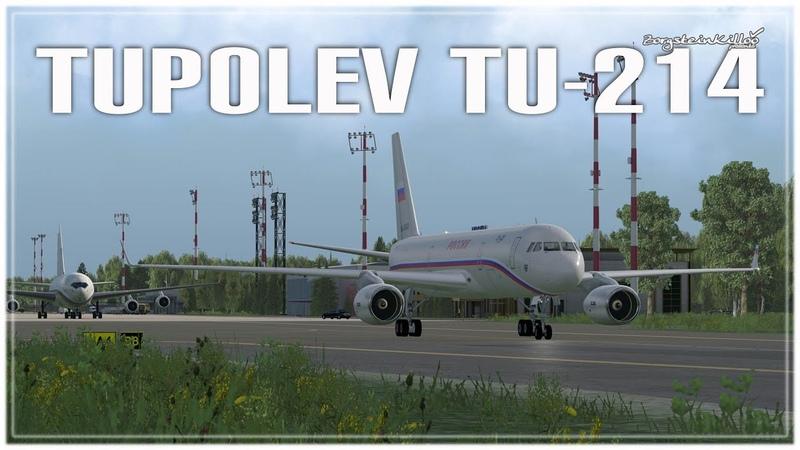 Tupolev Tu 214