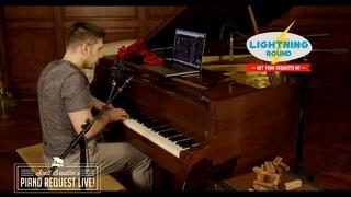 PIANO REQUEST LIVE! with Scott Bradlee - Mashup Monday  2/15