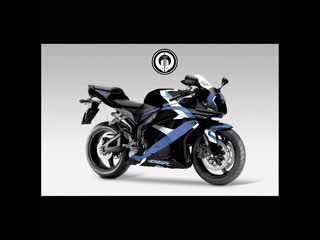 Дизайн проект Honda CBR 600 RR
