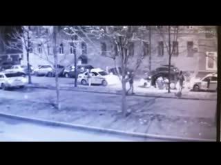 Петербургские полицейские стрельбой тормозили лихую «Тойоту». Пуля остановила водителя