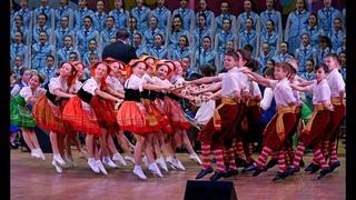 """Тарантелла"", Ансамбль Локтева. ""Tarantella"", Loktev's Ensemble. 4К"