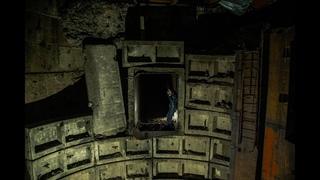 Командный бункер стран Варшавского договора. 10 подземных этажей.