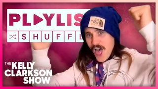 Kelly Shuffles Through Jared Leto's Music Playlist