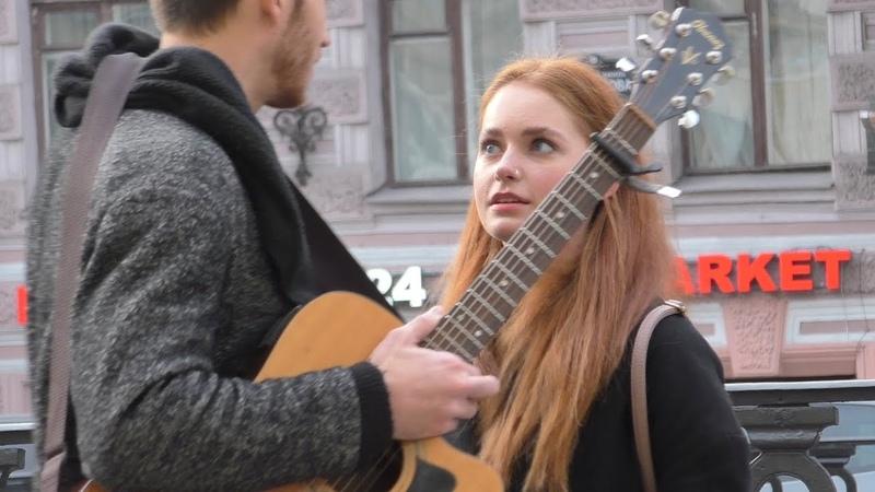 Гитарист Пикапит Красоток (Костя Битеев)