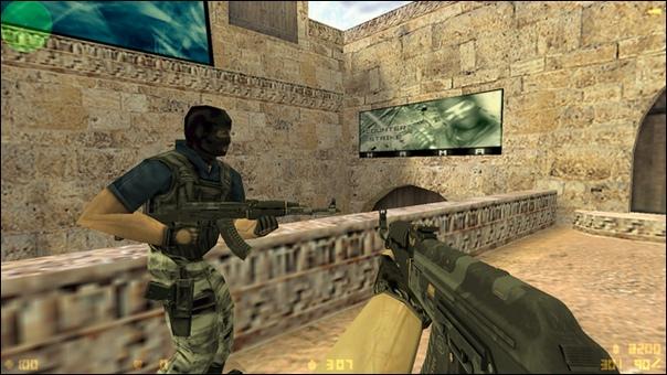 Что такое V, P, W модели оружия в CS?, изображение №2