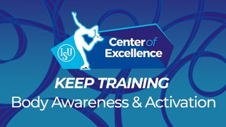 Body Awareness & Activation - Yuka Sato, Kurt Browning, Jeremy Abbott, Alissa Czisny | KEEP TRAINING