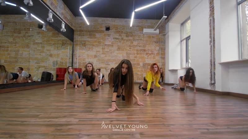 Ciara Set Viktoria Boage Twerk VELVET YOUNG DANCE CENTRE