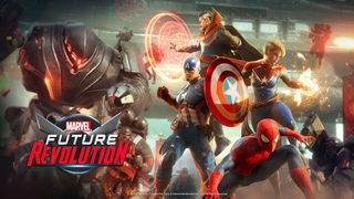 MARVEL Future Revolution Announce Trailer
