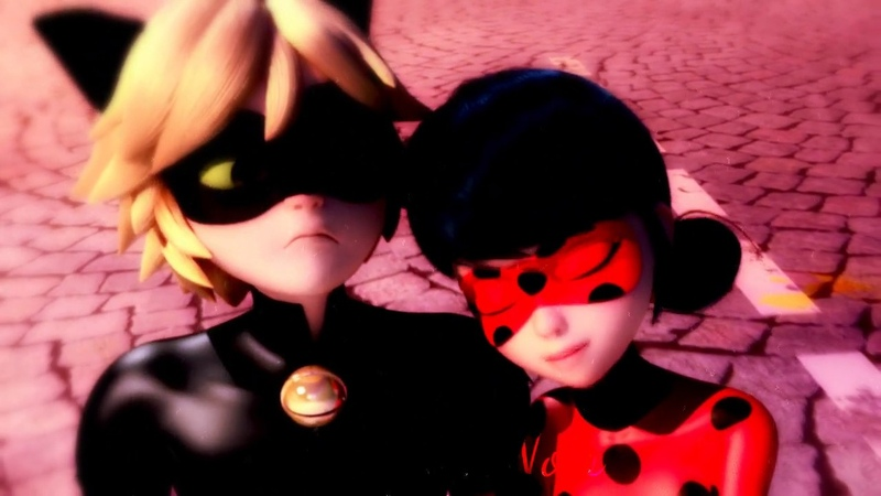 Miraculous - Ladybug Chat Noir - Everytime We Touch