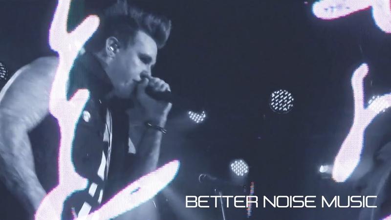 Papa Roach Broken As Me feat Danny Worsnop LIVE