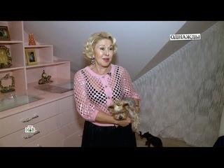 """Любовь Успенская показала свой дом с 20-метровой """"конурой"""" для собачки"""