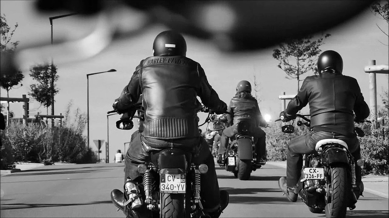 RIDE HARLEY DAVIDSON THE WANTON BISHOPS Smith And Wesson
