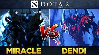 Miracle vs Dendi - EPIC Shadow Fiend Battle Dota 2