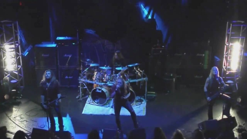 Keep of Kalessin The Awakening Live in Los Angeles 16 11 2010