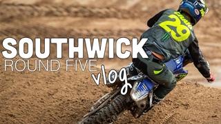 ROUND 5 PRO MOTOCROSS VLOG   Christian Craig Races At Southwick 338 2021