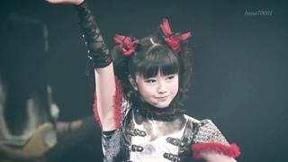 BABYMETAL - Doki, Doki☆Morning「ド・キ・ド・キ☆モーニング」Live compilation (Tokyo Dome)