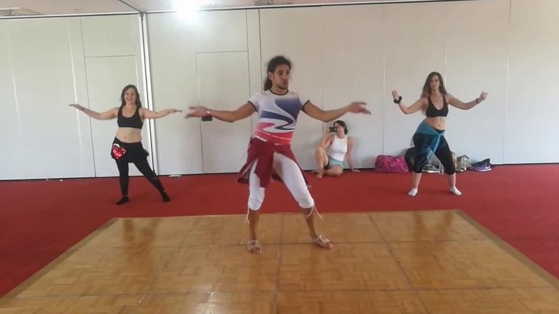 BELLY DANCE WORKSHOP PRINCE KAYAMMER EGYPTIAN SHABY VENUS FESTIVAL 2018