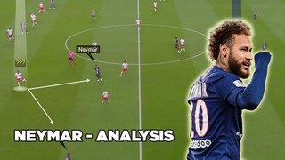 Neymar Junior   The Super Star of PSG   Player Analysis