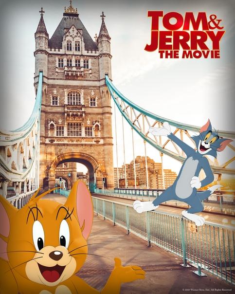 Дебютный трейлер полнометражки «Том и Джерри» официально выйдет уже завтра