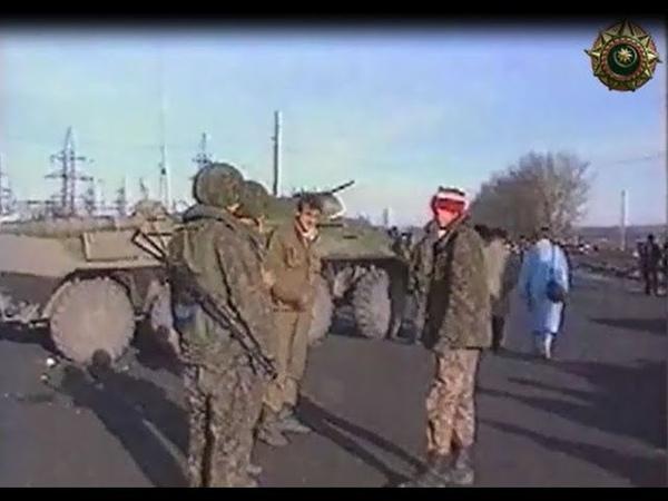 21 ноября 1992 г осетино ингушский конфликт Вторжение российской армии на территорию ЧР