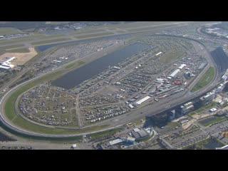 Chopper Camera - Daytona - Round 01 - 2020 NASCAR Cup Series - Часть 2