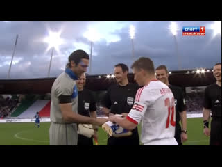 Италия 0-3 Россия _ Friendly match 2012 _ Italy vs Russia