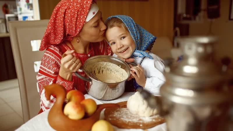 Выставка Национальная домашняя кухня