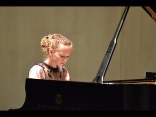 Bach French Franzsische Suite No 2 C minor BWV 813 Anastasia Makhamendrikova
