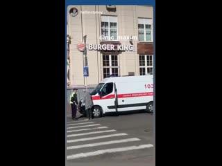 бульбаш_ скорая vs репетиция парада
