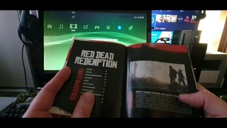 red dead redemption Play station 3