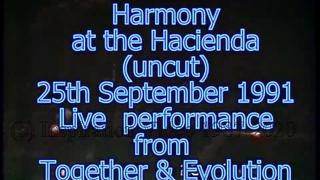 Harmony at the Hacienda uncut/ upscaled UK 1991 old school rave