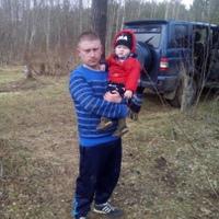 Фотография страницы Игоря Гуменного ВКонтакте