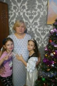 Elena-Ambrosievna  Kostenko (Alexeeva)